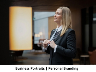 Business Portraits | Personal Branding